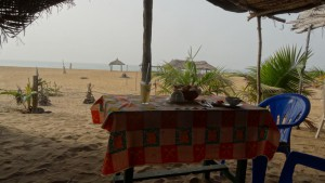 Cocobeach in Benin Grand Popo