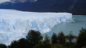 Der wohl bekannteste Gletscher in Argentinien/Chile, der Perito Moreno