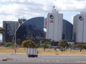 Brasilia futuristisch