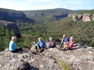 canyontour nahe Itapeva