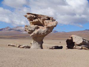 Wind und Sand als Künstler